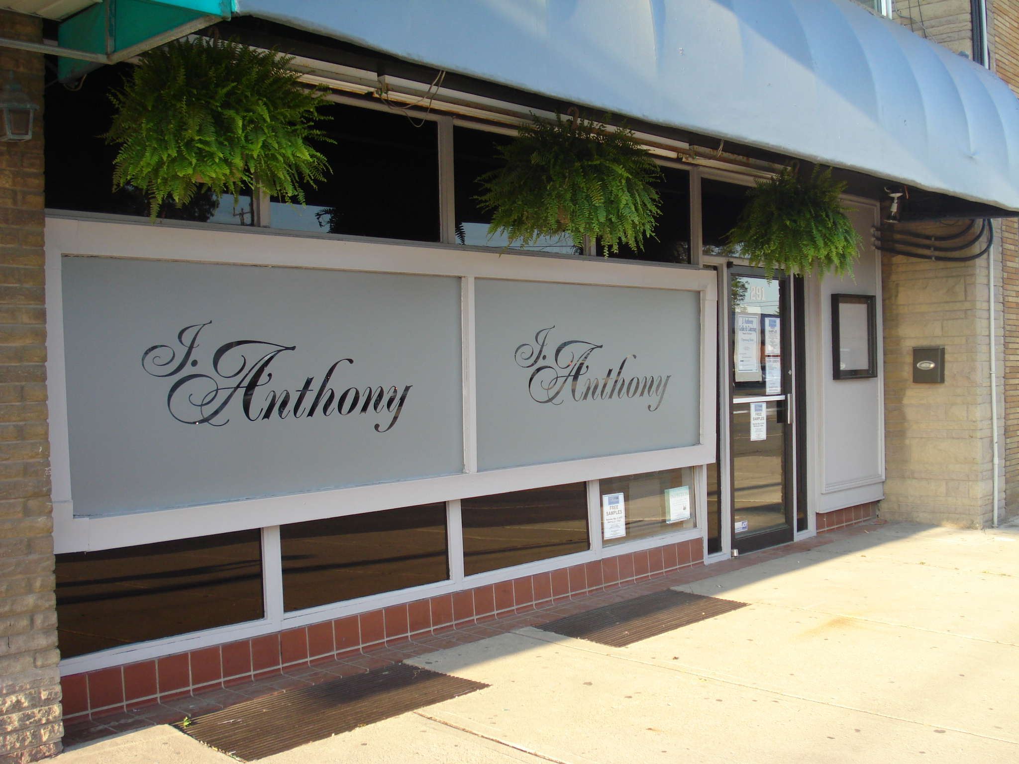 J Anthony Grille & Catering